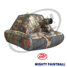 Mighty Paintball Air Bunker (Inflatable Bunker) - Tank (MP-SB-1029)
