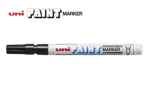 3 X Uni-Ball Paint Marker Stift Fein PX-21 Von Farbe Oder Gemischte