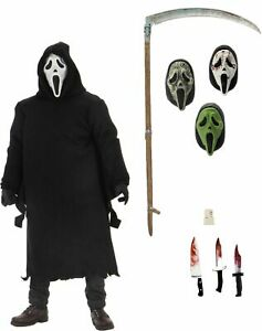 """NECA - Ghost Face - 7"""" Scale Action Figure - Ultimate Ghost Face"""