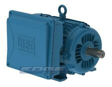 Tefc 5hp 184t Single Phase Totally Enclosed Fan Cooled Electric Motor 1730 Rpm