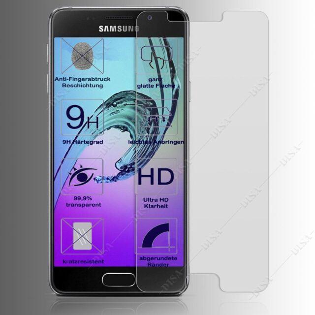 Hartglas 9H Samsung Galaxy A5 2016 A510F schutzglas vollglas H9 hartglas 214