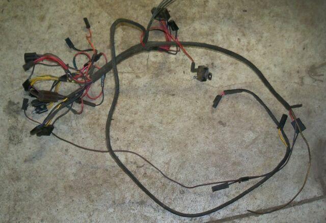 JOHN DEERE 316 318 420 WIRING HARNESS AM101746 --------------FREE for sale  online   eBayeBay