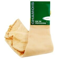 Quality Chamois 2.25 Sq Ft Medium Highly Absorbant Natural Dry Car Leather Water