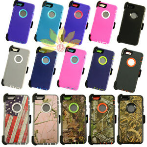 timeless design eca30 71c02 Details about For Apple iPhone 6S Plus Case Cover(Belt Clip fits Otterbox  Defender series)