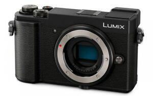 Panasonic Lumix DC-GX9 Mirrorless Camera Body Black ZP