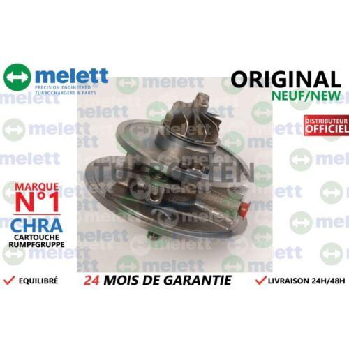 Melett CHRA Turbo GRAND SCÉNIC II 1.5 dCi 101 106CV BV39 54399700030 54399700070