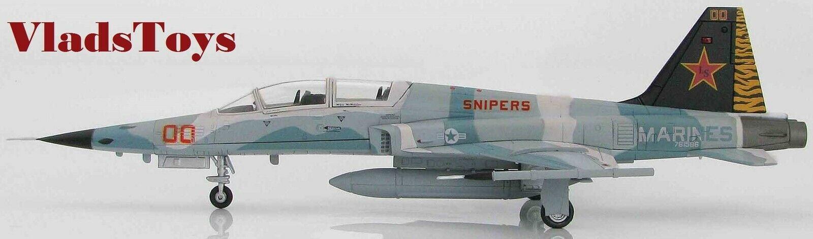 Hobby Master 1 72 F-5F Tiger II USMC VMFT-401 Snipers  rot 00  MCAS Yuma HA3324