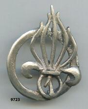 Insigne légion , 1  Rgt. Étranger de Cavalerie  , (  béret , fab. Loc. TCHAD )