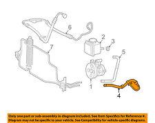 Mercedes-Benz 211 466 20 81 Power Steering Return Hose