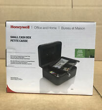 Honeywell Steel Cash Box 6202 With Removable Tray Amp 1 Key