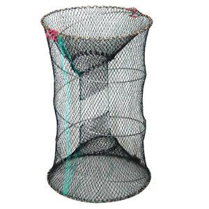 Crabe écrevisse Homard Catcher pot Appât Piège Poisson Filet Anguille Crevette Appât Vivant-afficher le titre d`origine n7jALr3F-07165805-208564802