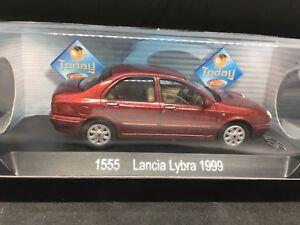 SOLIDO-1-43-1999-LANCIA-LYBRA-Metallic-boxed-pas-atlas