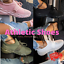 Breathable Sneakers Walking Trainers Sports Running Tennis Shoes Lace Up Women