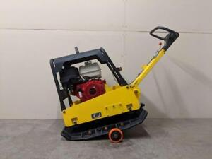 HOC CY350 HONDA REVERSIBLE PLATE COMPACTOR REVERSIBLE PLATE TAMPER + HYDRAULIC HANDLE + 3 YEAR WARRANTY + FREE SHIPPING Canada Preview