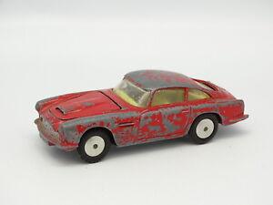 Corgi-Toys-SB-1-43-Aston-Martin-DB4-Rojo
