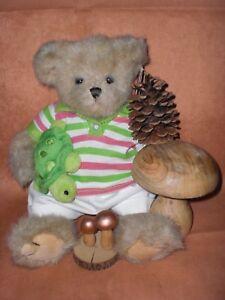 Bearington-Collection-Sammlerbaer-Sammlerteddy-Kuenstlerbaer-Kuenstlerteddy