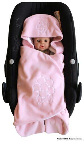 ByBoom® Einschlagdecke Sommer für Babyschale Maxi Cosi Römer Kinderwagen