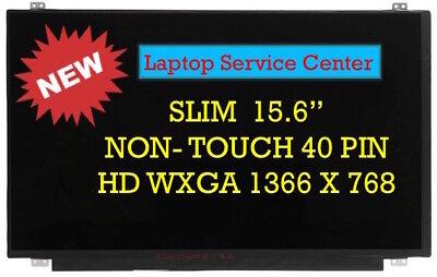 "Samsung LTN156AT35-T01 Slim 15.6/"" LED LCD Screen Display Panel HD 1366x768 40Pin"