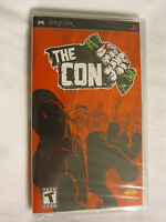 The Con (playstation Portable, Psp) Brand New, Sealed