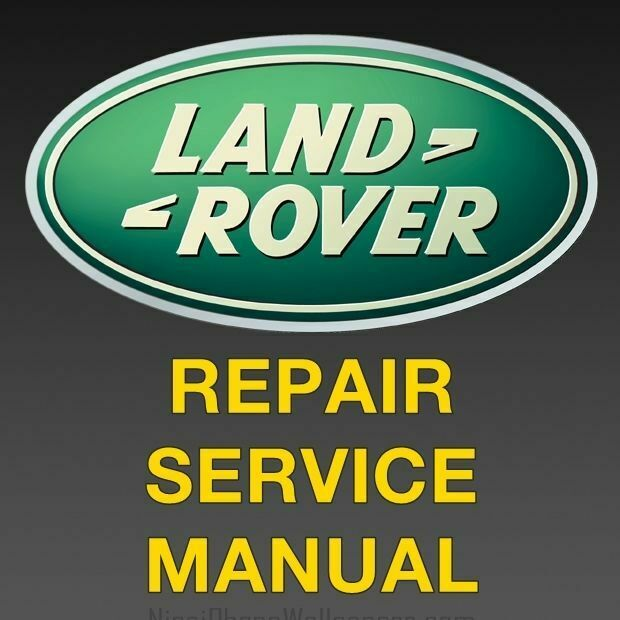 Land Rover Lr4 Discovery 4 2009 2010 2011 2012 Factory