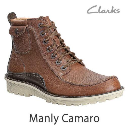 Reino G Unido 10 Lugger Bolsillo Manly Camaro Clarks X Black Mens 5 Warm OqzS78H