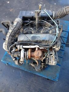 2004-FORD-TRANSIT-D3FA-ENGINE-MILEAGE-120K-FULL-VAN-FOR-PARTS-SPARES-BREAKING