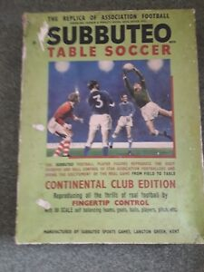 SUBBUTEO-Lightweight-VINTAGE-Very-EARLY-and-RARE-complete-set