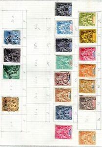 BENIN-1892-1894-und-gestempelte-schoene-ALTE-SAMMLUNG-67639c