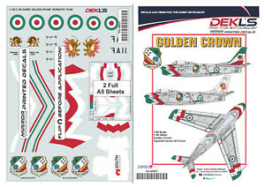 1-48-F-86-Sabre-Golden-Crown-Aerobatic-Team-Iranian-Air-Force-Decal