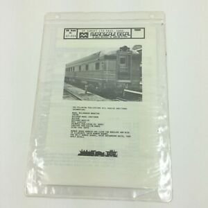 Microscale-Decal-SP-Sunset-Ltd-Passenger-Cars-HO-87-204-Southern-Pacific-Pass