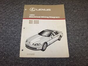 Details about 1994 Lexus SC400 & SC300 Coupe Electrical Wiring Diagram on jaguar gt, jaguar mark x, jaguar racing green, jaguar rear end, jaguar e class, dish network receiver installation diagrams, jaguar exhaust system, jaguar growler, jaguar parts diagrams, 2005 mini cooper parts diagrams, jaguar 2 door, jaguar mark 2, jaguar hardtop convertible, jaguar r type, jaguar shooting brake, jaguar xk8 problems, jaguar fuel pump diagram, jaguar electrical diagrams, jaguar wagon,