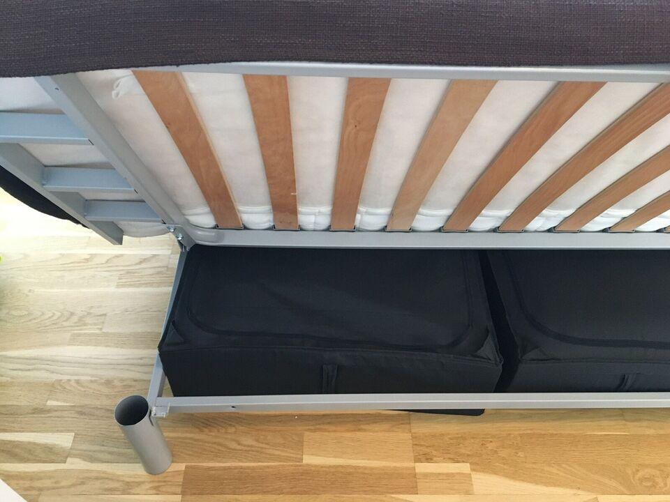 Sovesofa, IKEA, b: 140 l: 200 h: 120