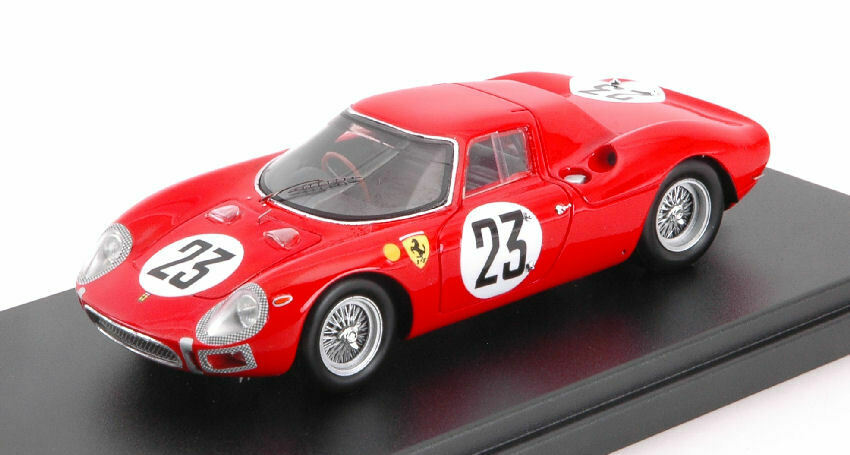 Ferrari 250 Lm  23 16th Lm 1964  P. Dumay   G. Anglois Van Ophem 1 43 Model  plus abordable