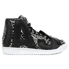 Adidas Jeremy Scott Letters Giraffe Leather Shoes