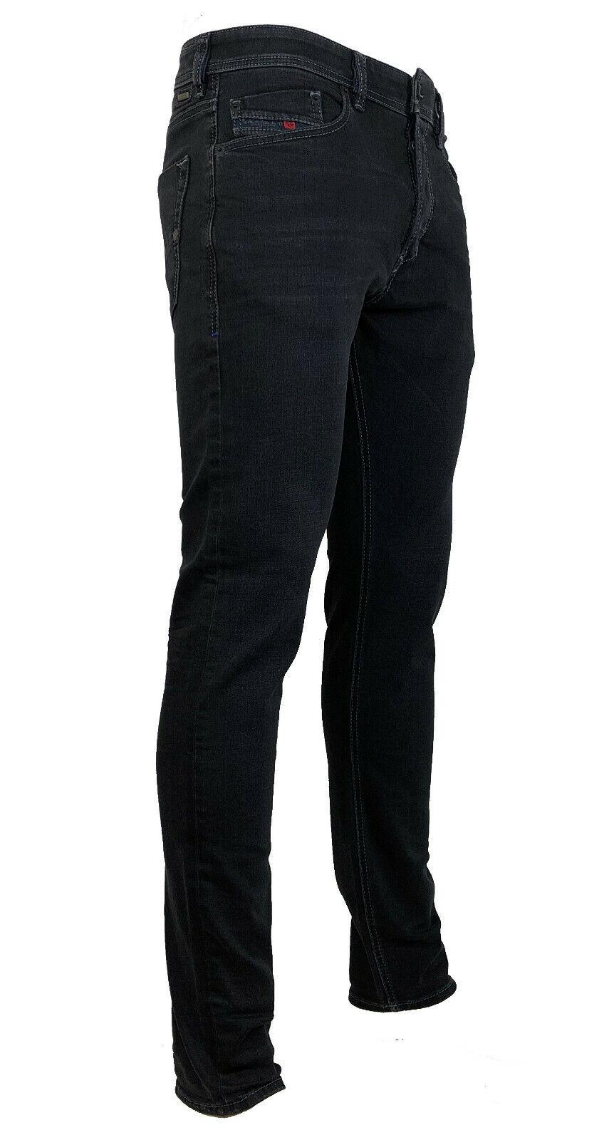 Diesel Herren Stretch Jeans TEPPHAR 084HQ  schwarz  Gr. 30 30 NEU