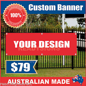Custom-Outdoor-Vinyl-Banner-Sign-2400mm-x-700mm-Australian-Made