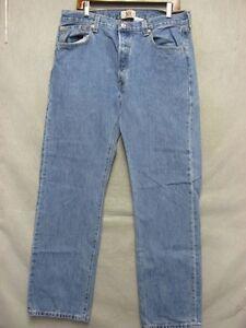 D3155 Homme Killer 501 Levi's 34x31 Jeans Fade 1nqf1Scr