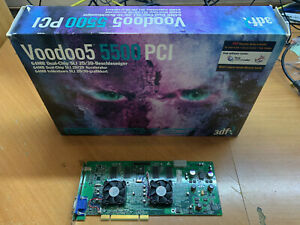3DFX-VOODOO-5-5500-PCI-WITH-BOX-AND-ORIGINAL-INVOICE-FROM-2001
