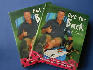 ## OUT THE BACK - SCOTT CAM - BACKYARD PROJECTS, MAINTENANCE, TIPS & IDEAS