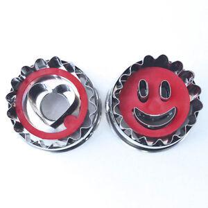 2er-Set-Smiley-5-cm-Linzer-mit-Herz-mit-Auswerfer-Ausstecher-Ausstechform