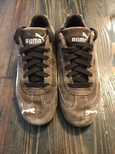 Vintage-PUMA-Speed-Cat-Suede-Driving-Shoes-Size-8-W-6-5-M