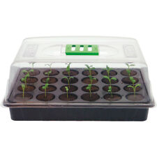 ROOT!T Propagation Starter Kit Value Propagator 24 Rooting Sponges ROOTIT Plugs