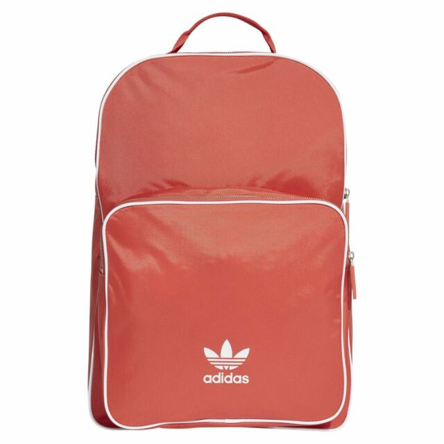huge selection of picked up beauty adidas ORIGINALS CLASSIC ADICOLOR BACKPACK RED COLLEGE UNIVERSITY RETRO  TREFOIL