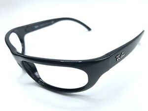 RAY-BAN-RB4033-601-Men-s-Sunglass-Frames-Wrap-Shiny-Black-Frames-Only-2120