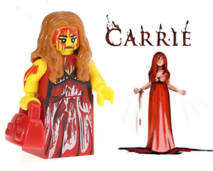 NEW MOVIE THE NUN HORROR SCARY FITS LEGO MINIFIGURE USA SELLER