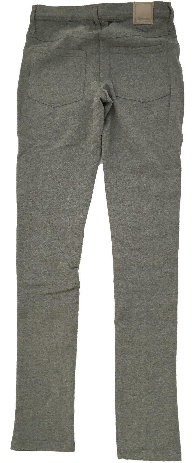 BENCH Fast grigio pants donna pantaloni donna grigi cod. cod. cod. M1023 dd8ec5