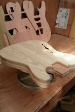 thinline fully chambered telecaster body Fender standard neck pocket