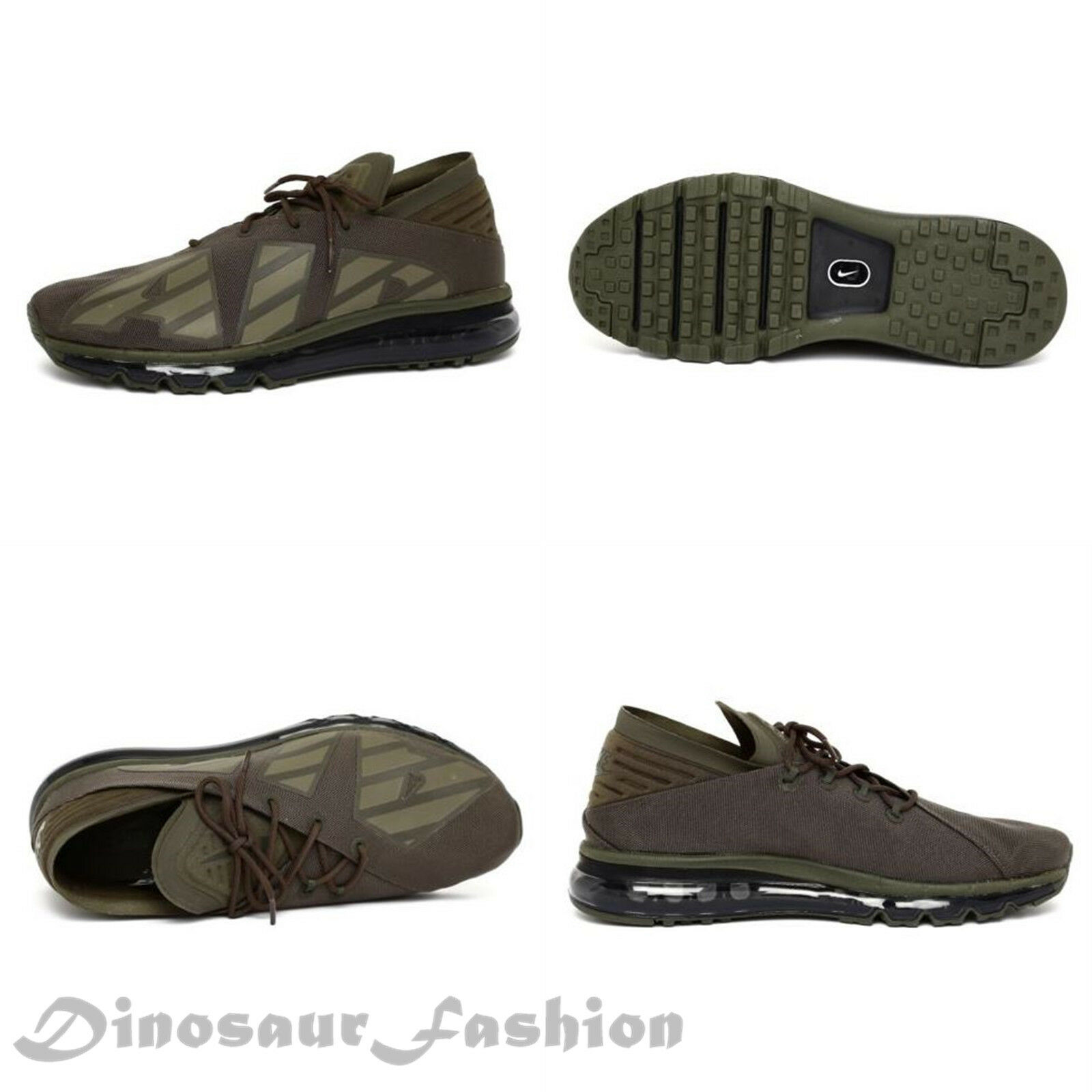 NIKE AIR MAX FLAIR SE  CARGO KHAKI,Men's fonctionnement chaussures.New with Box.