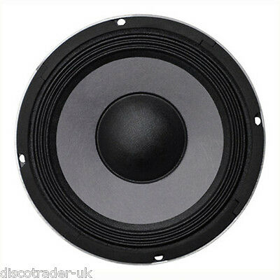 "200mm 8"" CHASSIS SPEAKER 8 OHM 150 WATT RMS or 200 WATTS MAX L041"