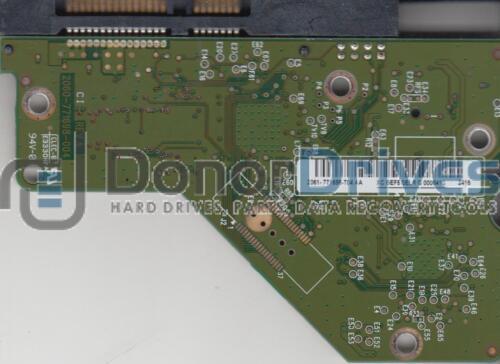 WD20EARX-32PASB0 2061-771698-T04 AA WD SATA 3.5 PCB